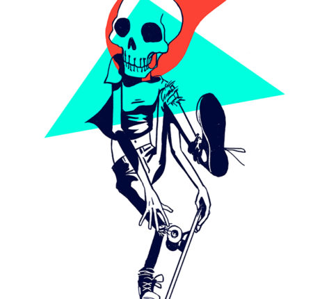 Skully Skate